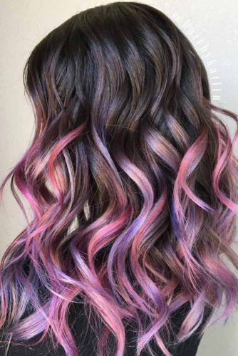 Layered Ombre