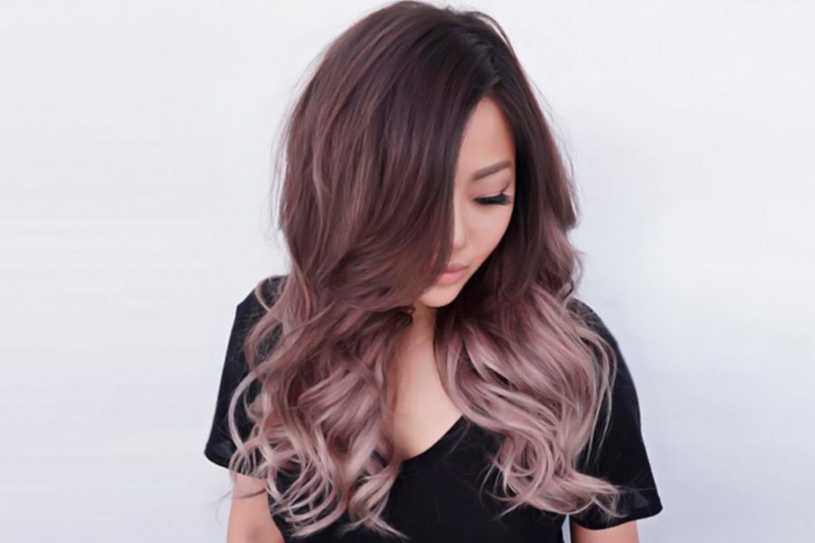 Dark Ombre Hair Ideas for Brunettes