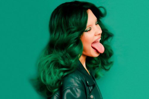 Best Ideas For Green Ombre Hair