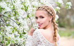 Elegant Ways To Style Side Braid For Long Hair