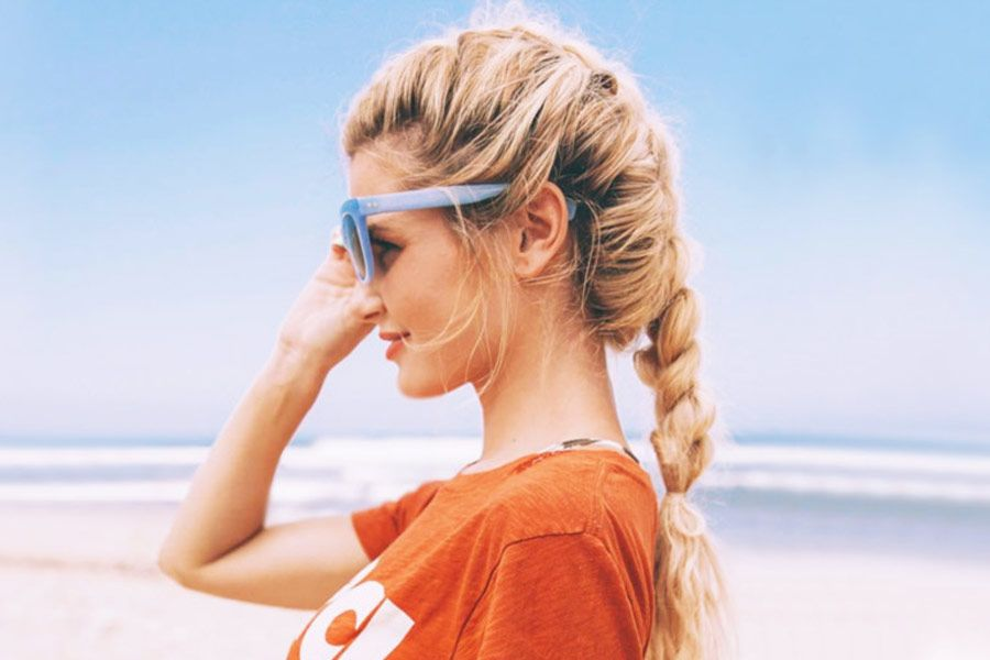 Stunning Ideas Of Summer Hairstyles For Your Inspiration