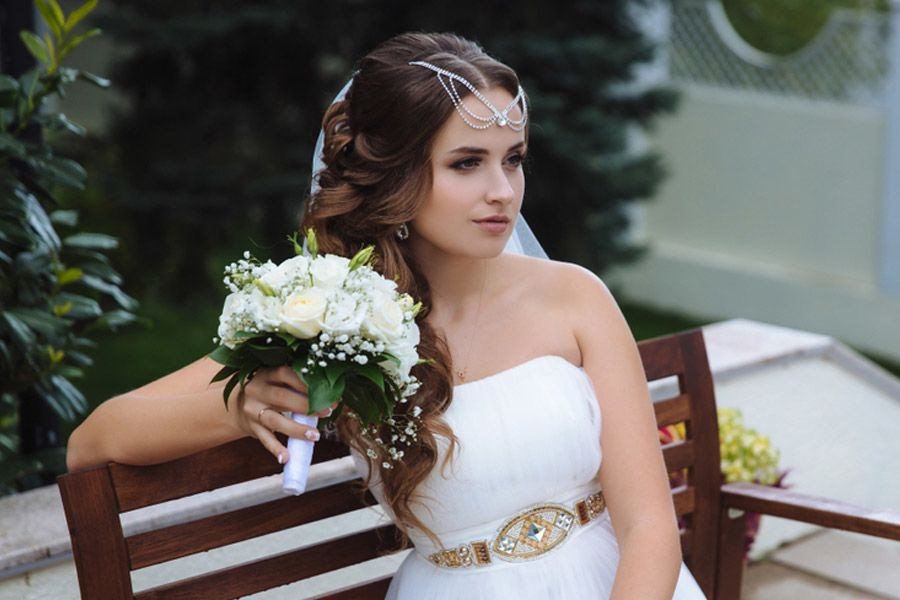 Wedding Hair Accessories to Look Fabulous