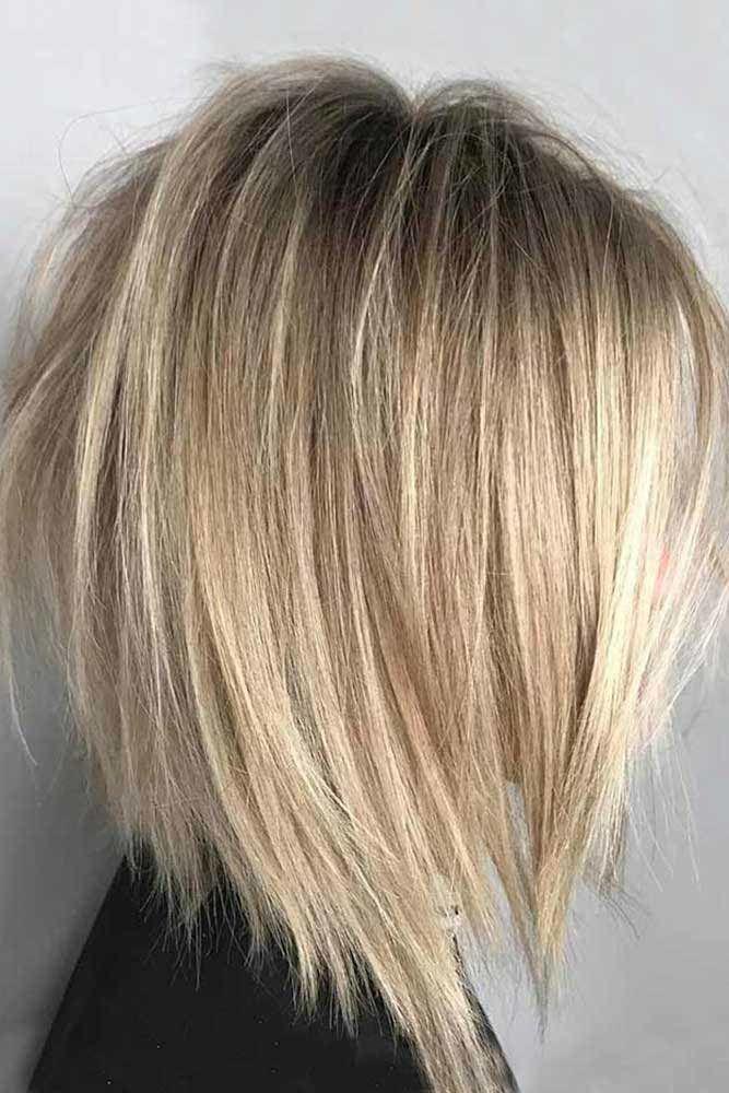 Middle Length Long Layers On Medium Length Hair 94