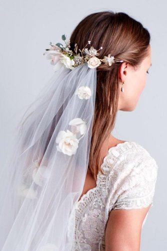 Amazing Wedding Headbands Which Will Conquer Your Heart picture1