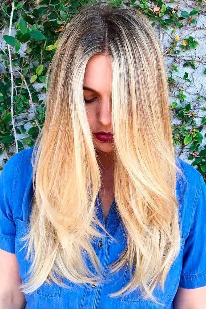 Fantastic Full-Length Balayage Long Hairstyles
