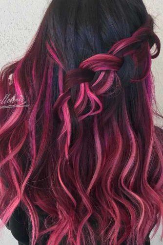 Burst of Pink
