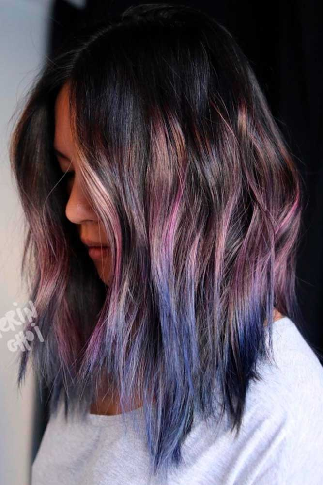 Geode Hair Color for Your Inspiration picture3