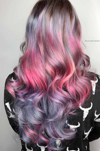 Geode Hair Color for Your Inspiration picture1