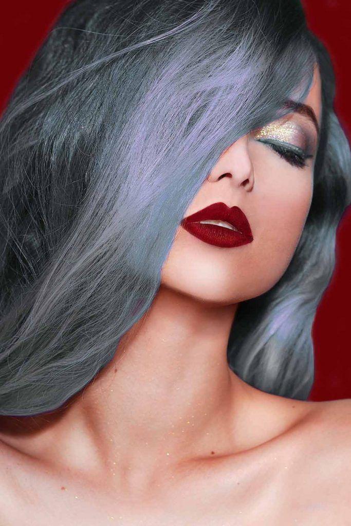 Blue Gray Goddess