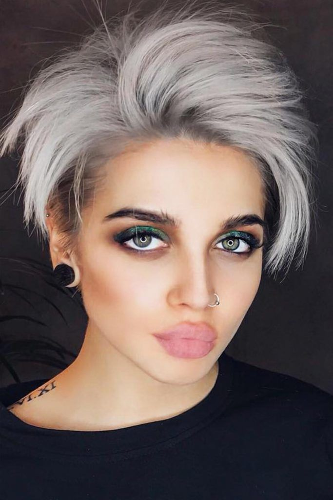 35 Beautiful Gray Hair Ideas Lovehairstyles Com