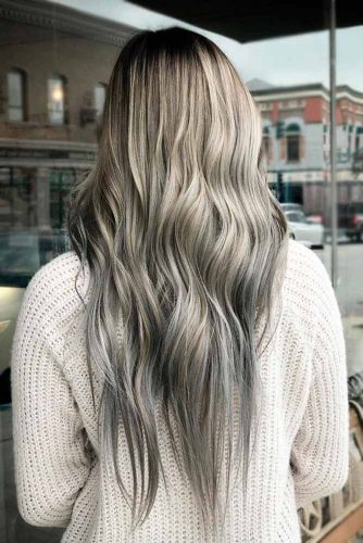 34 Beautiful Gray Hair Ideas Lovehairstyles Com