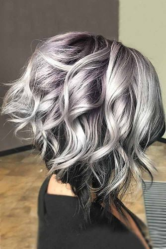 34 Beautiful Gray Hair Ideas Lovehairstyles