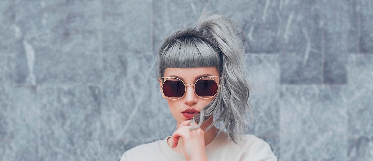 18 beautiful gray hair ideas for Gorgeous in gray
