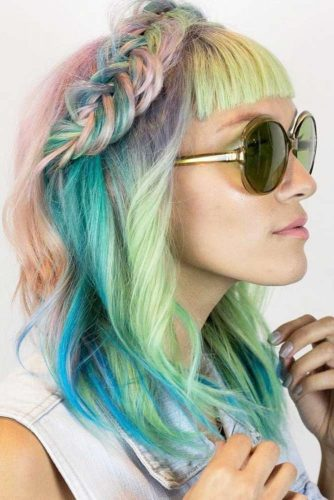 Extremely Different Hairstyles with Bangs picture 1