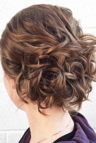 Updos for Short Curly Hair picture 2