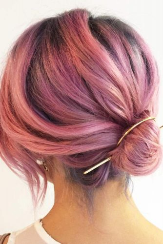 Cute Knotted Updos picture 3