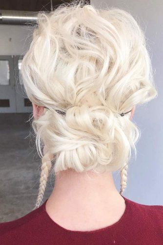 Updos for Short Curly Hair picture 1