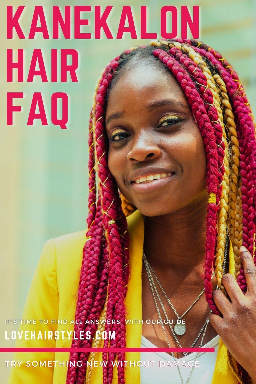 Kanekalon Hair FAQ
