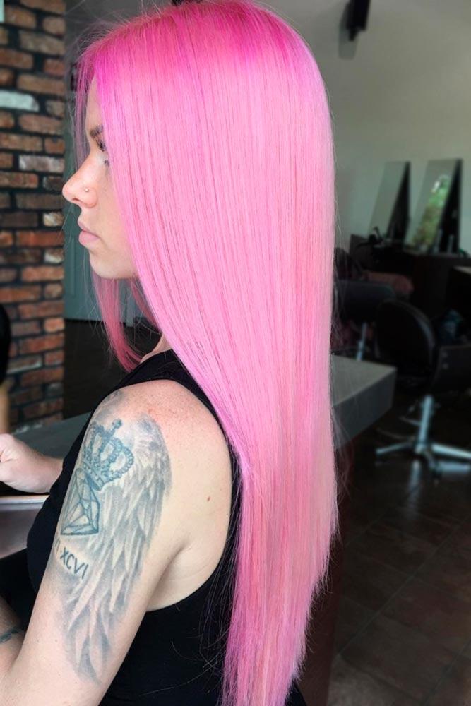 Velvet Pink Ombre