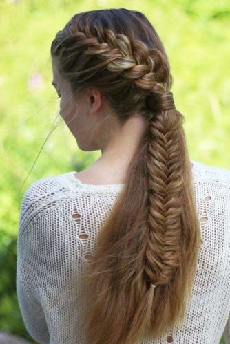 Awesome Knotted Ponytail picture 3
