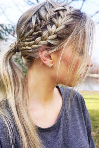 Ponytail Styles for Women of All Ages picture 2