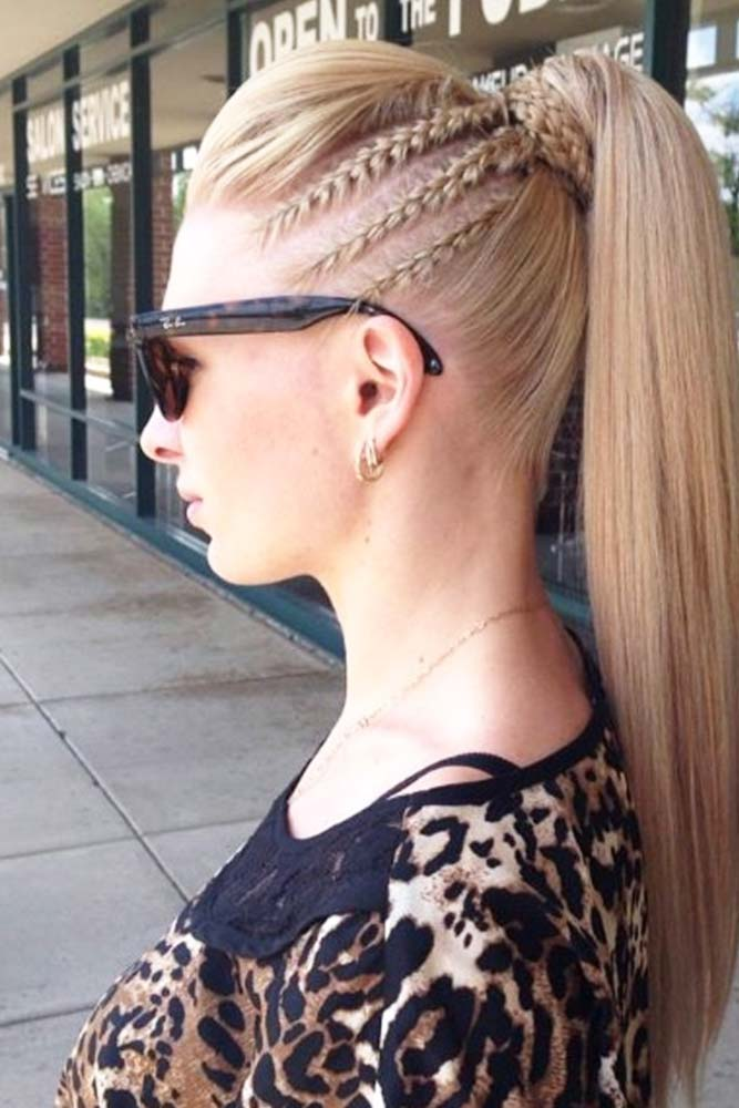 Add Some Cornrows to Your Hairstyle picture 3