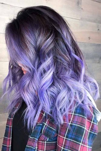 Cool Purple Hair Color Ideas picture2