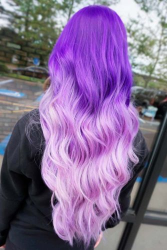 Beatiful Purple Ombre picture1