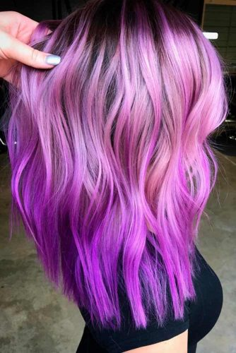 Beatiful Purple Ombre picture3