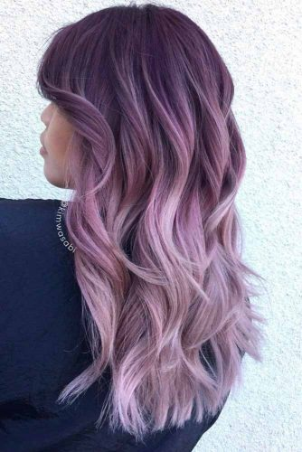 Cool Purple Hair Color Ideas picture1