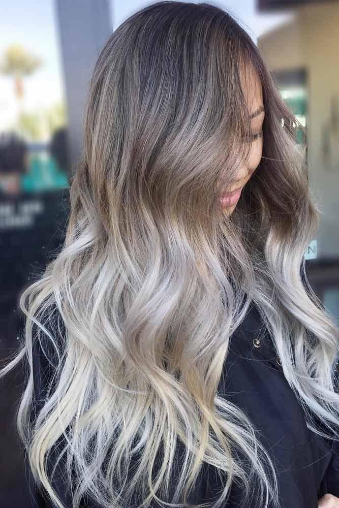 Long Hairstyles Wavy Tips