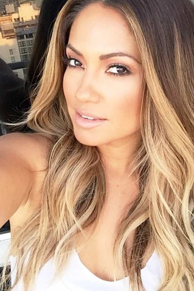 Long Hairstyles For Oval Face Shapes Layers #longhairstyles