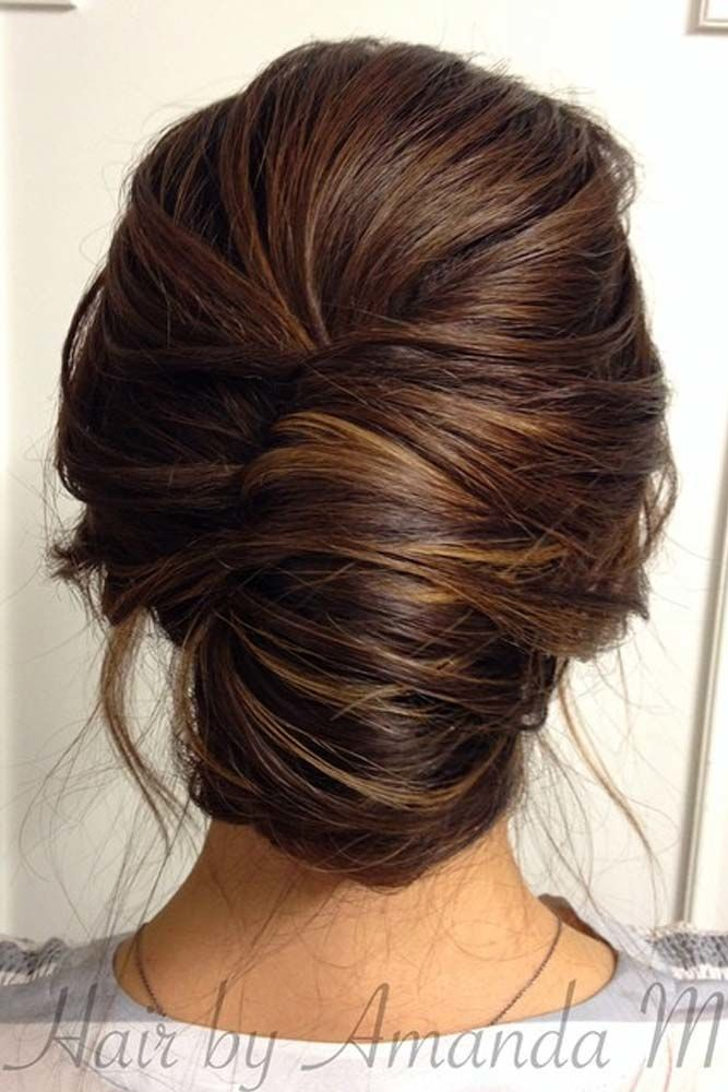 Special Updo Hairstyles For Long Hair Brown #longhairstyles