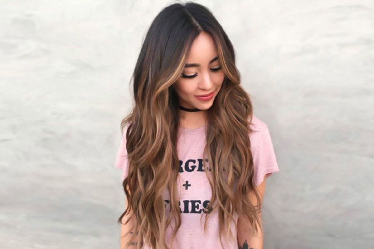 Flattering Style Options for Brown Hair with Highlights