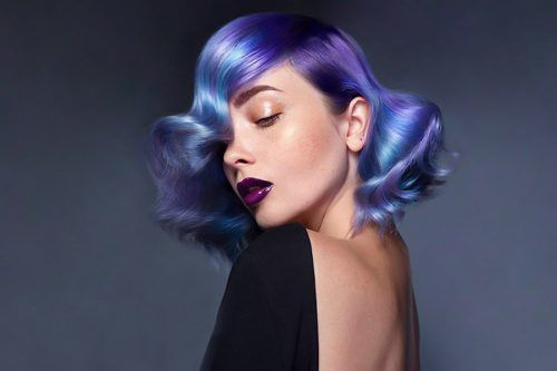 Try Geode Hair Color Styles - New Trend in the World of Dyeing
