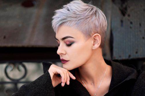 34 Gorgeous Gray Hair Styles