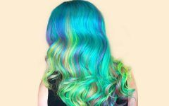 Try 30 Geode Hair Color Styles New Trend In The World Of Dyeing