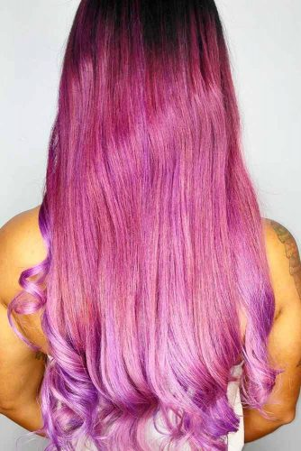 Red Violet Ideas for Your Hair picture1