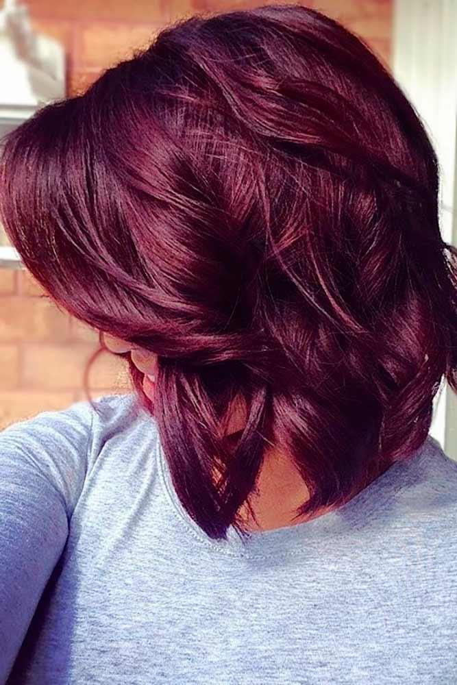 Amazing Plum Hair picture3