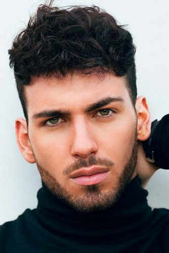 Curly Mens Hairstyles picture2