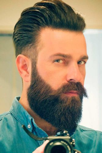 Mustache and Beard as Part of the Style picture1
