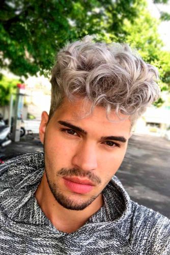 Curly Mens Hairstyles picture3