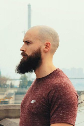Bald And Proud #menhairstyles #hairstyles