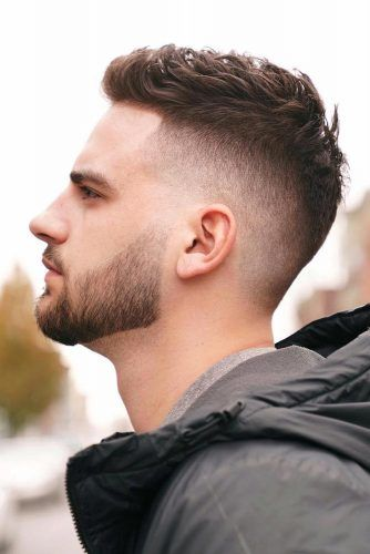 Slightly Faded Short Crop #menhairstyles #hairstyles