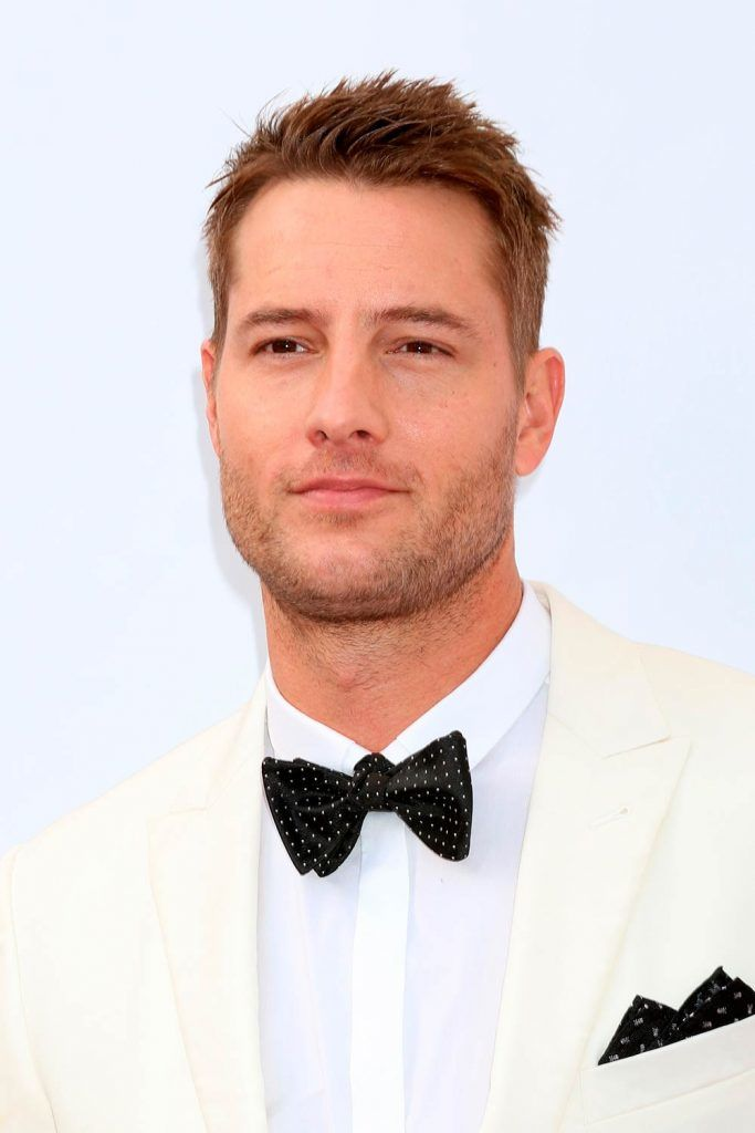 Classy Quiff With Spikes #menshairstyles #justinhartley