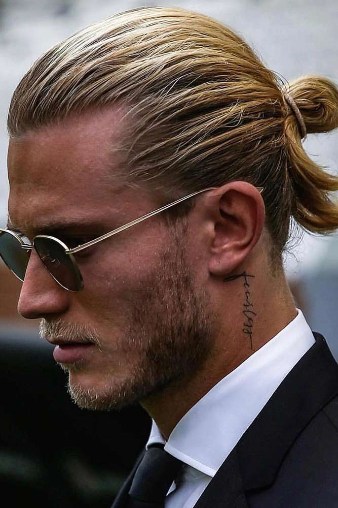Sophisticated Sleek Bun #menhairstyles #hairstyles