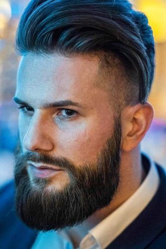Long Hairstyle For Beardos #menhairstyles #hairstyles