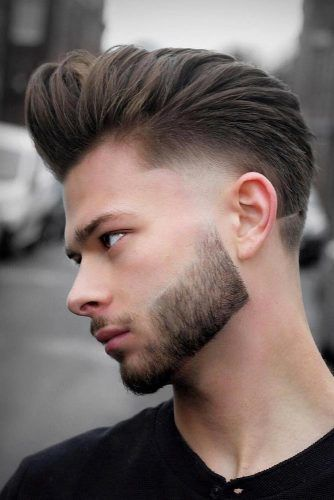 Rockabilly Inspired  #menhairstyles #hairstyles