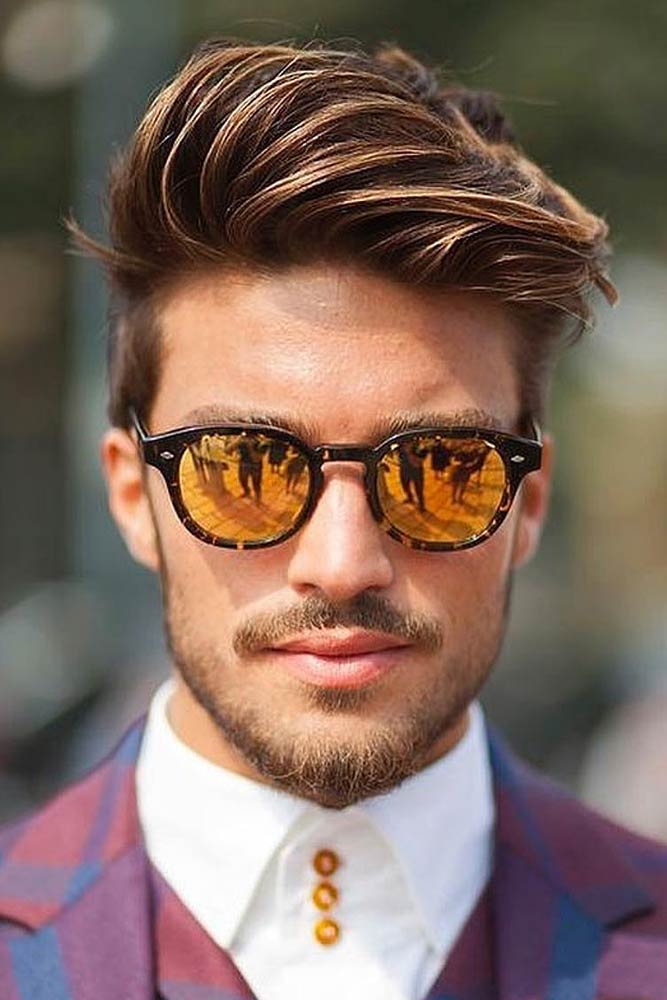Loose & Defined Quiff #menhairstyles #hairstyles