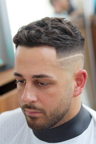 Short Textured & Wavy #menhairstyles #hairstyles